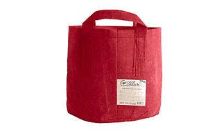 5-Root-Pouch-red-handles-30L-Geotextile-Smart-grow-Pot-deco-garden