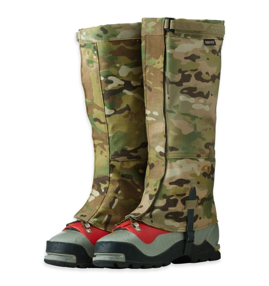 Outdoor Research Expedition Men's Crocodiles  Gaiters MULTICAM 61551-0968  best prices