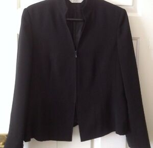 Ladies-smart-Black-Jacket-Size-10-NEXT-Maternity-VGC