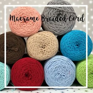 2-5-3MM-MACRAME-Cotton-Cord-String-Rope-Craft-Sewing-Home-Lace-DIY-Jewellery