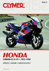 Honda CBR600FM-R (F3)1991-98 by Penton (Paperback, 2002)