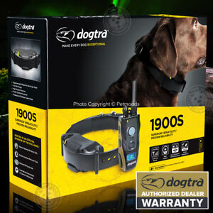 Dogtra-1900S-IPX9K-Remote-Dog-Training-Collar-3-4-Mile-High-Power-Trainer