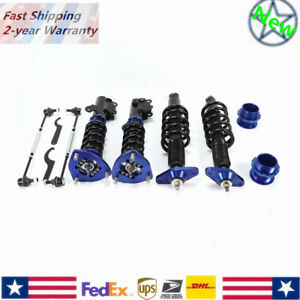 Image Is Loading New Racing Coilover Suspension Shocks Absorber For 11