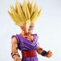 25 cm Anime Dragon Ball Z Super Saiyan Son Gohan Figurines Master Stars Piece Dr