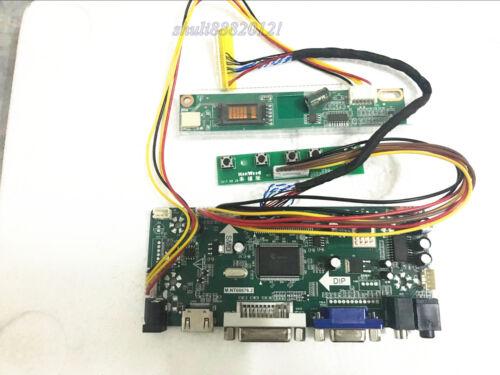 B1 K6 For LP154W02 LCD Screen Driver Controller Board HDMI+DVI+VGA M.NT68676.2