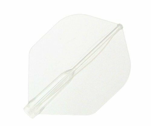 Details about  /Cosmo Darts fit flight air flight rocket Clear 3 pieces