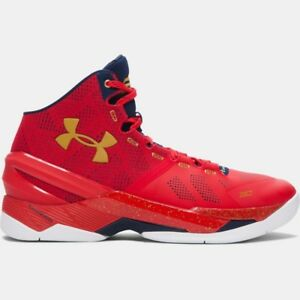 on sale 14a09 862b4 Image is loading New-Under-Armour-Curry-2-Size-13-Floor-
