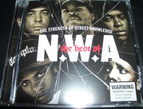 1 of 1 - NWA / N.W.A The Strength Of Street Knowledge Best Of (Australia) CD - New