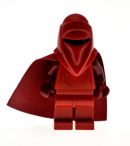 Star Wars 10188 6211 rouge SW0040b Genuine lego figurine Imperial Royal Guard