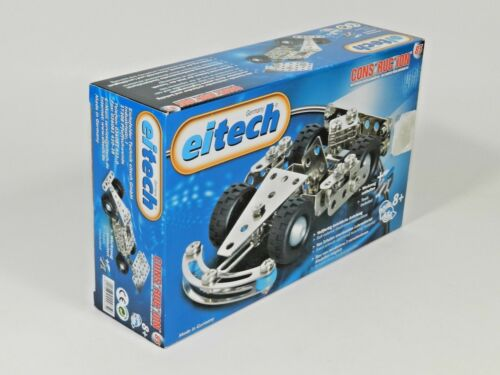 Eitech Metal Construction Set Race Car 85