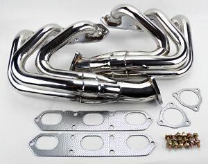 Porsche-996-997-911-GT3-N-T-Race-Exhaust-Manifolds