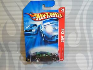 2007-HOT-WHEELS-039-039-CODE-CAR-039-039-089-OVERBORED-454-BLACK