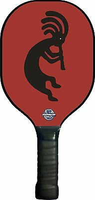 Pickleball Paddle -New  R1 Kokopelli on Red Picklepaddle USAPA approved