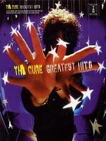 The Cure Greatest Hits Sheet Music Guitar Tab Guitar Tablature 000699521
