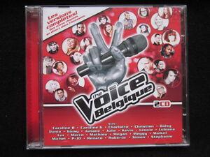 The-Voice-Belgique-2CD