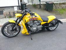 STEALTH Radiator cover shroud Harley Davidson Vrod v rod night v-rod airbox vrsc