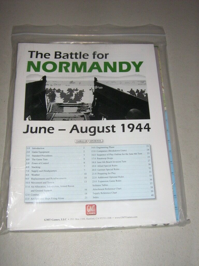 The Battle (New) for Normandy Expansion (New) Battle 1240e4