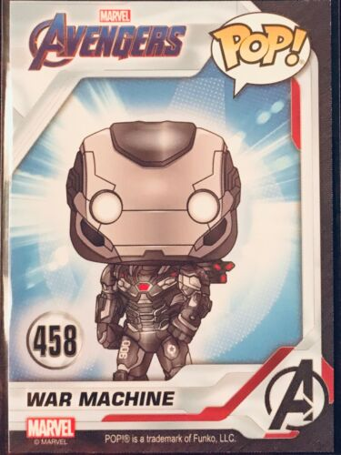 Avengers Endgame EE Exclusive Collector Cards You Choose Marvel Funko Pop