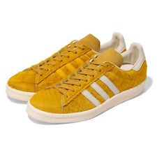Adidas Originals Campus 80 s Pony Hair Yellow Gold Trainers  BRAND NEW  UK  11.5 e01fd7169