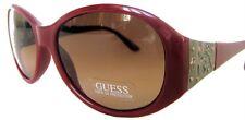 GUESS Sunglasses & Case GU 7026 RD-35 Lunettes Gafas Occhiali Sonnenbrille