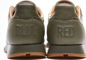 e753ecbb8bf Image is loading Kendrick-Lamar-Reebok-Classic-Leather-Lux-Sneakers-Red-