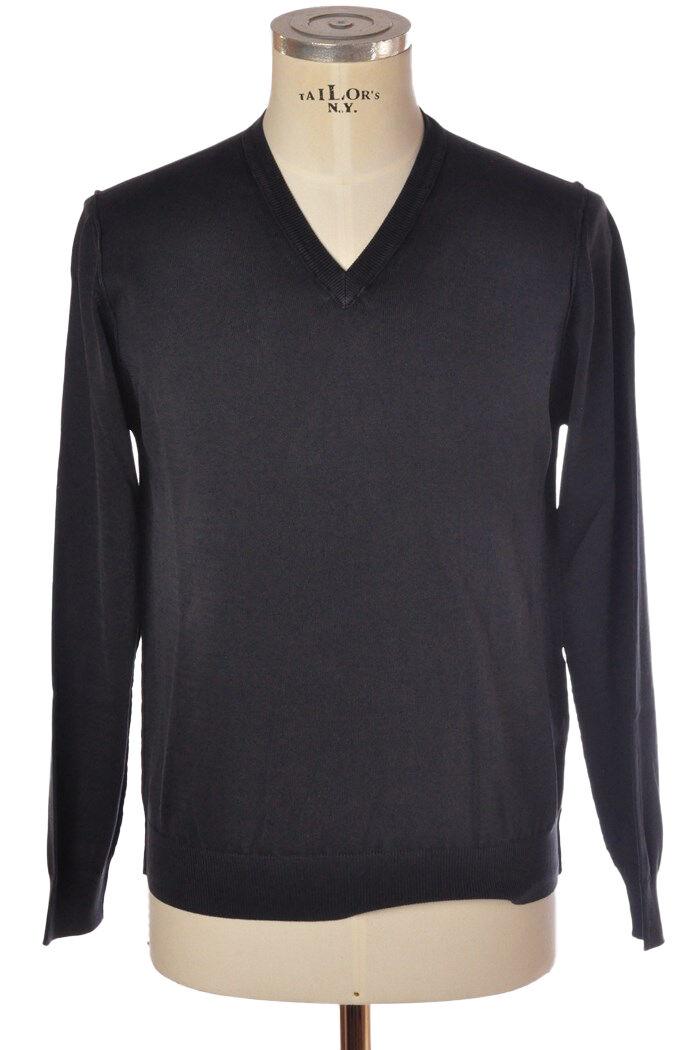 Alpha  -  Sweaters - male - 50 - bluee - 827329A161937