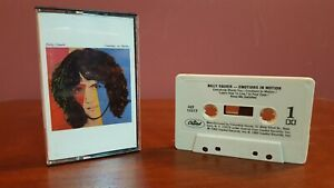 Billy-Squier-Emotions-In-Motion-10-track-1982-CASSETTE-TAPE-Tested