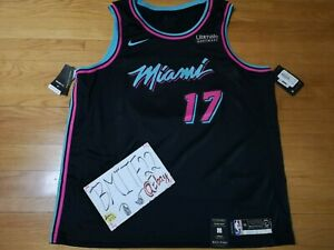 sobre Escoger en general  NWT Rodney McGruder Miami Heat Vice City Edition Nike Swingman Jersey Men  XXL 56 | eBay