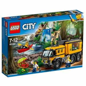 Labor Mobile Lego City 60160 An Ab 7 Jahre jungla