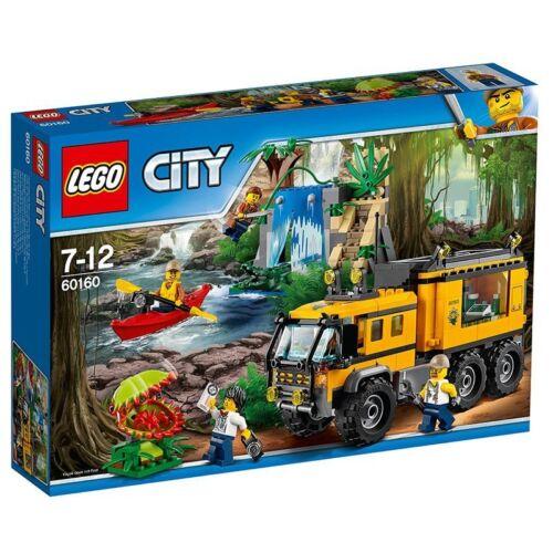 Labor Mobile jungla Lego City 60160 An Ab 7 Jahre