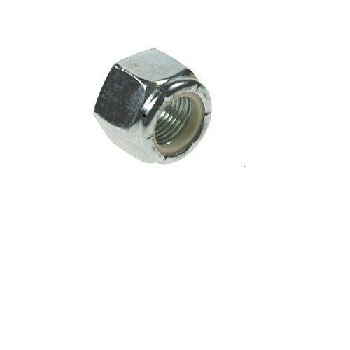 3//8 UNF zincato in Nylon Inserto Dadi Zincato bs4929 Confezione da 10