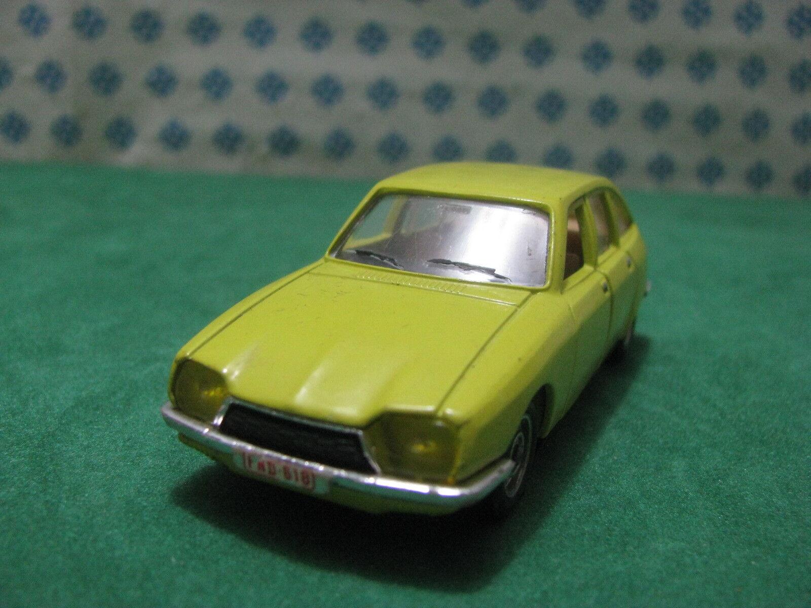 Vintage -  CITROEN GS   - 1 43 Solido Ref. 193   MIB