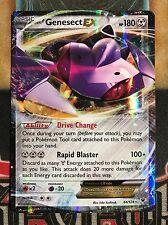 Pokemon Genesect EX 64/124XY Fates Collide Ultra Rare Holo NM