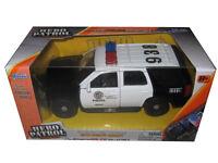 2010 Chevrolet Tahoe Chp California Highway Patrol 1 32 Diecast By Jada 96340 Toys