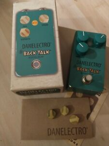 Danelectro-BAC-1-Back-Talk-Reverse-Delay-Reissue-Guitar-Effect-Pedal