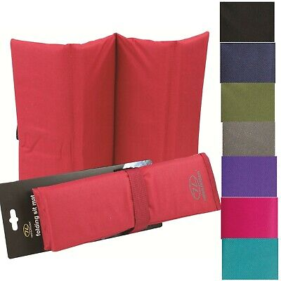 Highlander EPE Foam /& Polyester Camping Hiking Folding Sit Mat