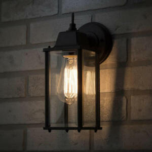 Vintage retro outside outdoor external wall light led garden wall vintage retro outside outdoor external wall light led mozeypictures Gallery