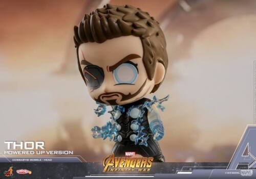 Powered Up Version Hot Toys Avengers Infinity Wars Thor Cosbaby