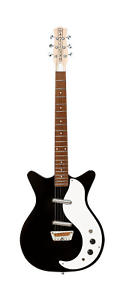 Danelectro stock 59 super-bundle-others cant offer this package only BLACK-WOW