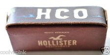 Hollister Bracelet Leather Wristband Band Vintage HCO New