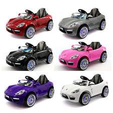 Kiddie Roadster 12V Kids Electric Ride - on Car With Parent R/C MP3  LED Lights