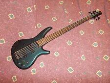 1998 Ibanez Japan Soundgear SR885 Active P/U's 24 frt 5 string bass VG++ Fujigen