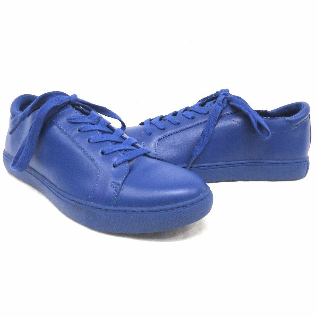 NEW  Kenneth Cole Reaction Joey bluee Lace Up Fashion Sneakers Size 9M