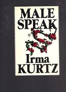 Malespeak-by-Irma-Kurtz-Hardback
