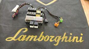 lamborghini gallardo spyder engine fuse box unit oem 407971258 ebay rh ebay com