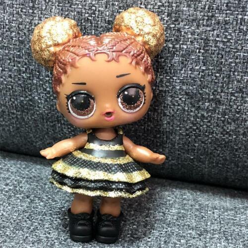 SERIES QUEEN BEE HTF GLITTER Dress shoes UK Ultra Rare LOL Surprise Doll L.O.L