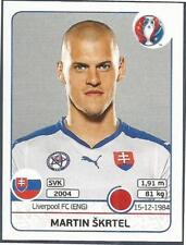 PANINI EURO 2016- #216-SLOVAKIA-MARTIN SKRTEL