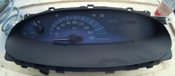 2001-2005 Toyota Estima Hybrid 2.4 Speedometer Speedo Clock Exquisite Traditional Embroidery Art