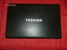 toshiba satellite C660-C660D coque ecran arriere +devant