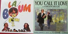 """CD SINGLE - VLADIMIR COSMA """"LA BOUM"""" """"LA BOUM 2"""" """"L'ETUDIANTE"""" RICHARD SANDERSON"""
